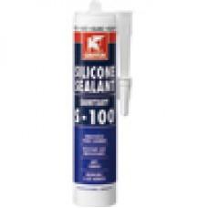 Siliconenkit, S-100 310ml koker